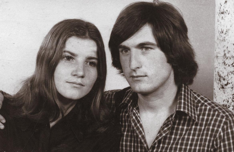 Теди, на початку 70-тих рокох думали же их нїч на тим швеце нє годно розлучиц