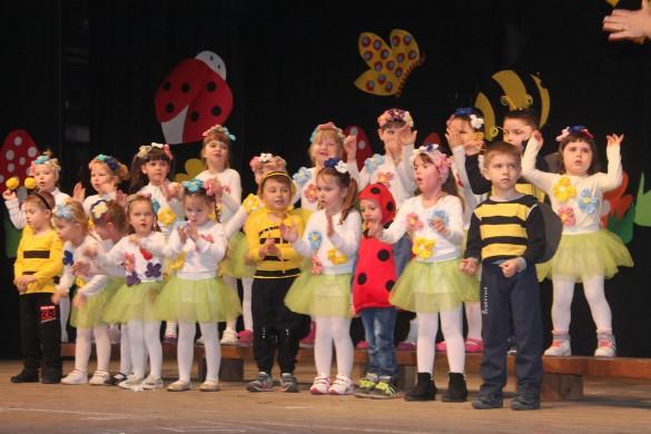 """Вчера бул """"Бамби-фест"""" – швето наймладших"""