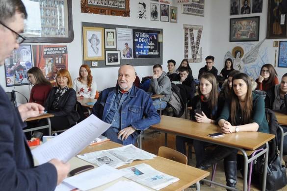 NS Brankovi dani-susret s pesnikom Mikola Santa W 2018-03-22  (99)