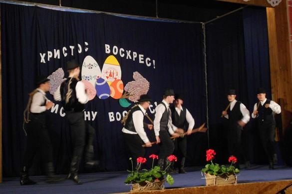 Рижнородна и богата програма на Вельконоцним концерту