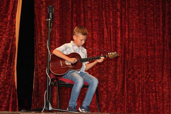 Концерт ШОМО за конєц школского року