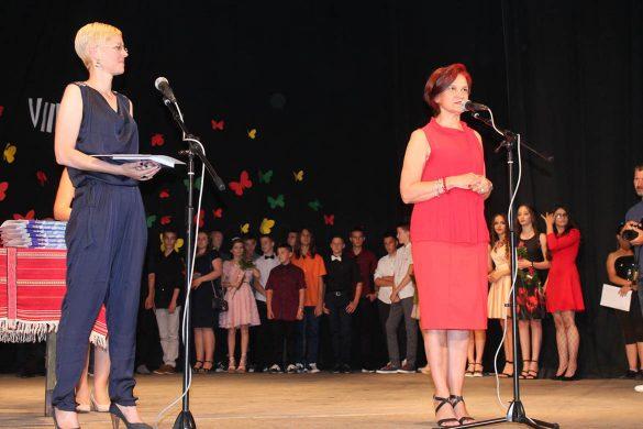 "Вчера випровадзени маломатуранти Школи ""Петро Кузмяк"""