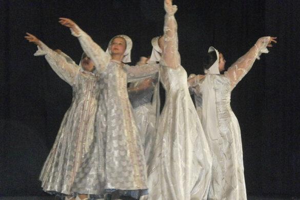 Отримани концерт русийскей и рускей народней творчосци