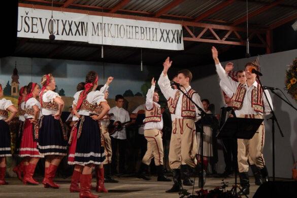 Дюрдьовчанє госцовали у Миклошевцох