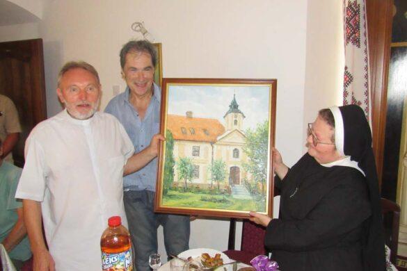 Почало означованє 100-рочнїци иснованя часних шестрох Василиянкох