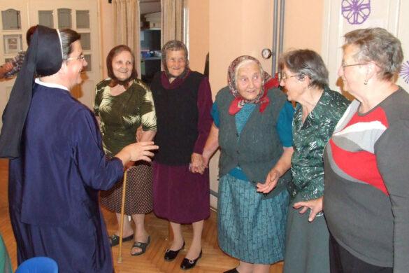 Друженє старих отримане у Коцуре