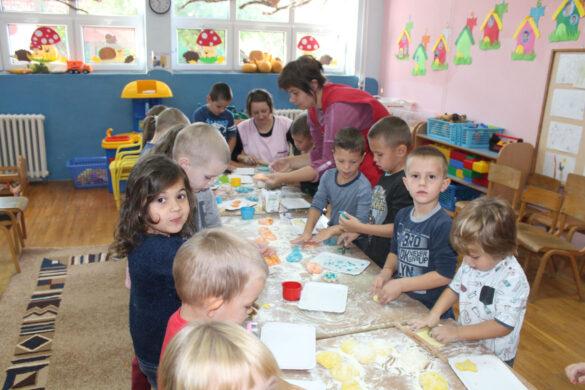 У Школи бул Фестивал науки