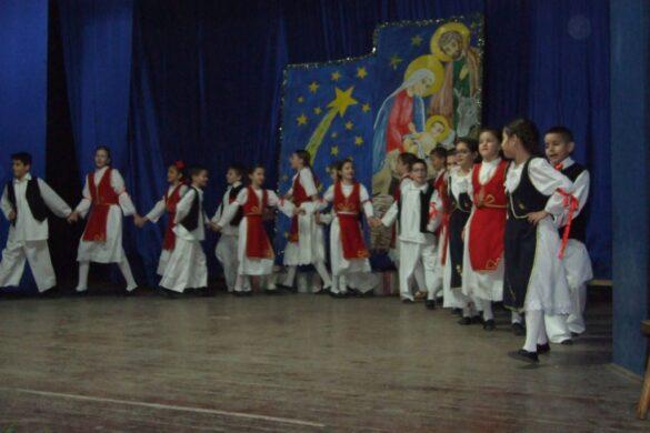 Отримани традицийни Крачунски концерт у Коцуре