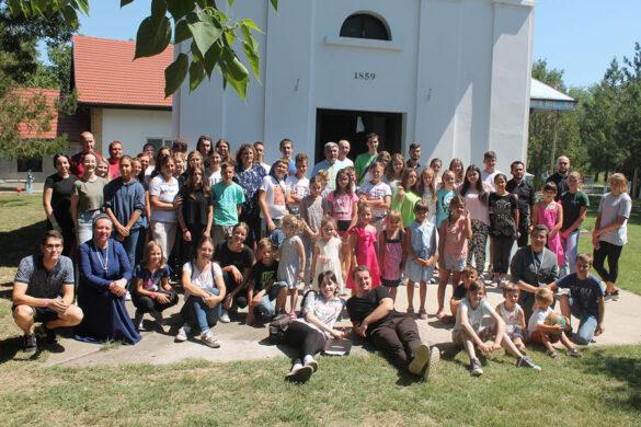 Отримани Водицов камп за младих и дзеци